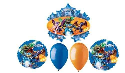 Skylanders Balloon Party Kit 19 Pce. - 1
