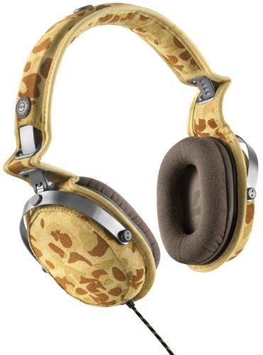 House Of Marley Em-Jh063-Co Rise Up Camo On-Ear Headphones