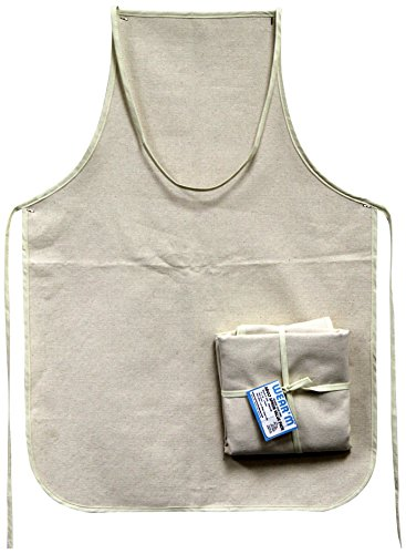 Mark Richards Wear'm 240 3-Piece Apron, Natural