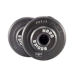 Hard Bodies Deluxe 5Kg Vinyl Gym Plates (2 x 5KG)