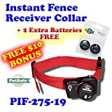 Pet safe PIF-275-19 + 2 Free Batteries
