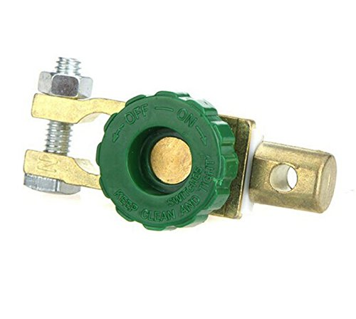 1 Pc Battery Terminal Link Switch Quick Cut-off