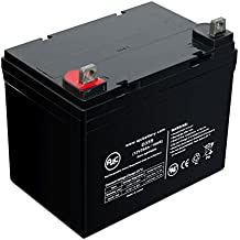 AJC Battery Drive Medical Odyssey 4-wheel Scooter Batteries 12V 35Ah Battery - This Is An AJC Brand174; Replacement