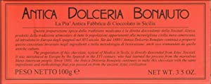 Antica Dolceria Bonajuto Chocolate Bar with Cinnamon