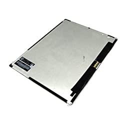 Group Vertical - iPad 2 LCD Screen Replacement Part - LED Display / Backlight for 2nd Generation iPad Repair