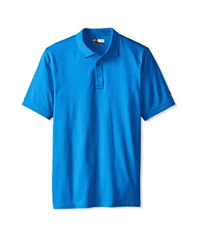 Callaway Men's Performance Solid Short Sleeve Polo