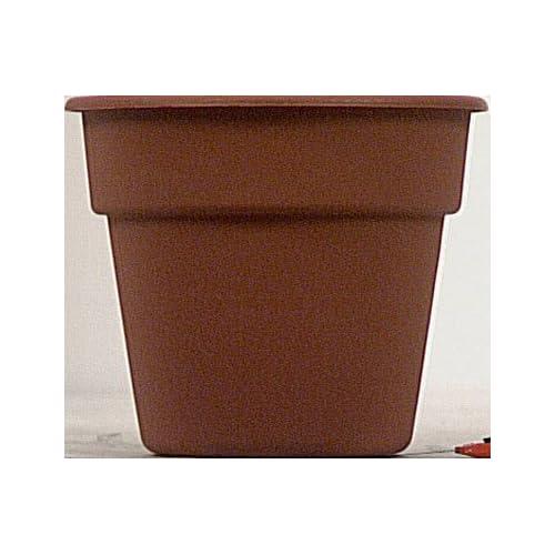 Amazon.com: Duraco Dura Cotta Planter Resembles Clay