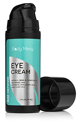 Soothing Eye Cream  70+ Powerful Ingredients