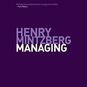 Managing | [Henry Mintzberg]