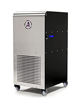 AeroCure One: HEPA Air Purifier with UV Disinfection