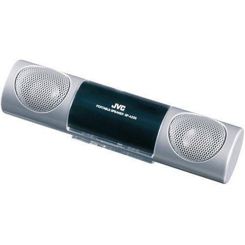 Jvc Jvc Sp-A220-W Portable Speakers With Interchangable Colour Centre Panels - White