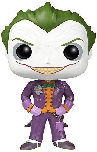 Funko POP Heroes: Arkham Asylum Joker at Gotham City Store