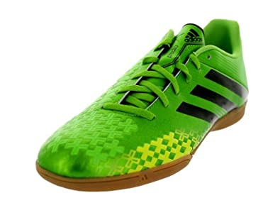 Buy Adidas Mens Predito LZ IN Indoor Soccer Shoe by adidas