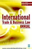 img - for International Trade & Business Law Annual Vol VII (International Trade and Business Law Review) book / textbook / text book