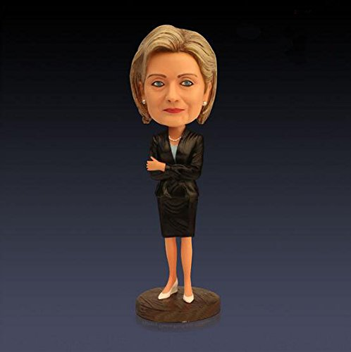 LMG Hillary Clinton for President 2016 Presidential Limited Edition Bobblehead