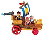 Disney's Jake and the Never Land Pirates Never Land Sailwagon