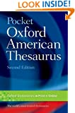 Pocket Oxford American Thesaurus, 2e