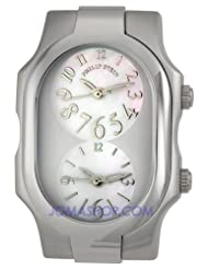 Philip Stein Women's 1-F-FSMOP Signature Small Natural Frequency Technology Chip Watch