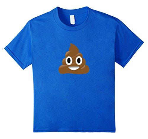 Funny-Emoji-TShirt-Poop-Face