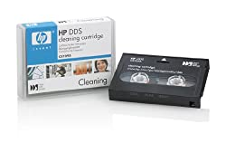 HP DDS Cleaning Cartridge - DAT - 1 Pack