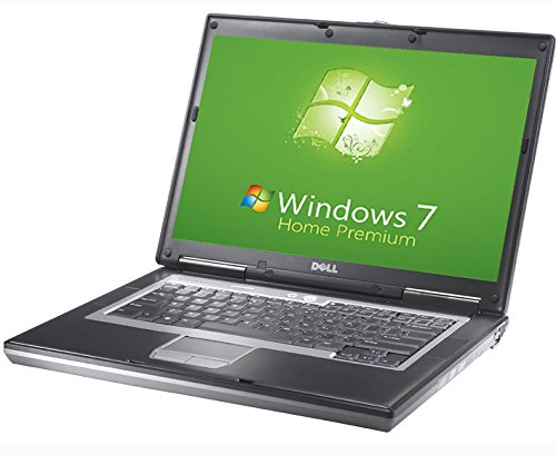 Dell Latitude D820 Laptop Notebook Core 2 Duo 2.0GHz – 2GB DDR2 – 60GB – DVD+CDRW – Windows 7 Home – (Certified Refurbished)