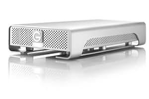 G-Technology G-DRIVE 2TB External Hard Drive w/ eSATA, USB 2.0, Firewire 400, Firewire 800 Interfaces 0G00203