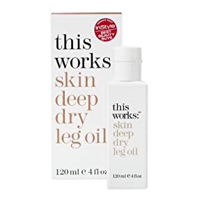 This Works Skin Deep Dry Leg Oil 120ml