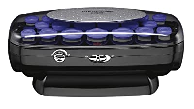 Infiniti Pro by Conair Instant Heat Ceramic Flocked Rollers with Cord Reel
