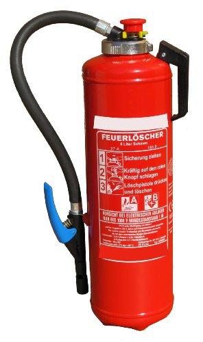 Schaumlscher-Feuerlscher-6-liter-Auflade-Kartuschenlscher-27A-183B-9-Lscheinheiten