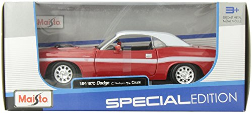 Maisto 1970 Dodge Challenger R/T Coupe (Colors May Vary)