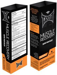 TapouT Spray-On Pain Relief, 1 Fluid Ounce