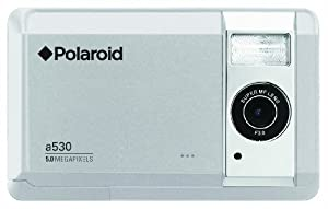 Polaroid a530 5.0 Megapixel Digital Camera with 2.5-Inch LCD Display