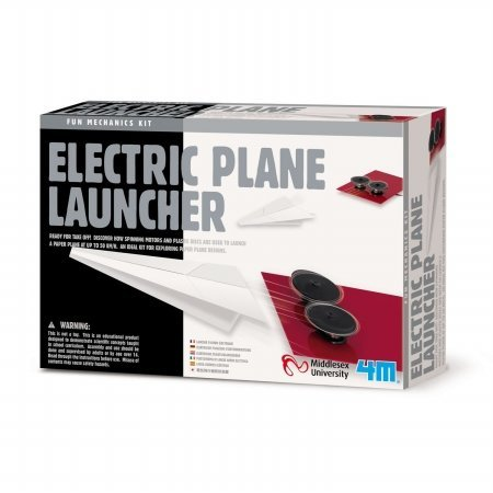 Brybelly Holdings Twdp-16 Electric Plane Launcher