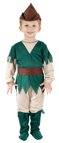 Robin Hood Children's Fancy Dress Costume Age 3