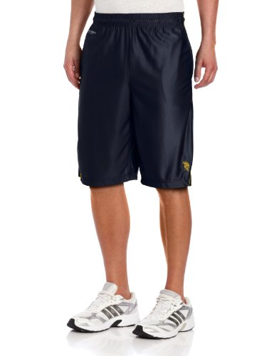 U.S. Polo Assn. Men'S Solid Short With Piping, Classic Navy, Medium