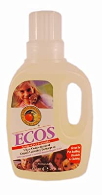 Venus Laboratories Earth Friendly (Petastic) Ecos Pet Laundry Detergent 20 oz