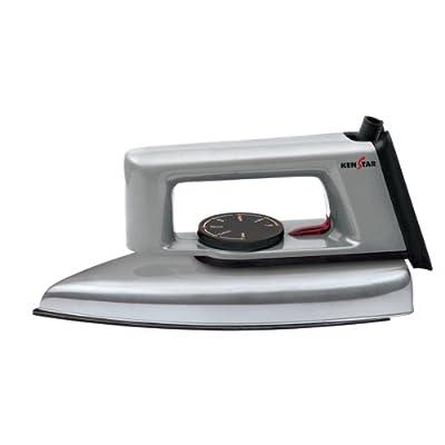 Kenstar Wonderlite KND75G1M 750-Watt Dry Iron (White)