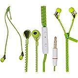 APPLE IPHONE 6S PLUS COMPATIBLE New Designed Zipper Style In Ear Bud Earphones Handsfree By Estar