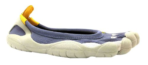 Women's Classic Vibram Five Fingers Mauve/sand/grey Minimalist Running Shoes