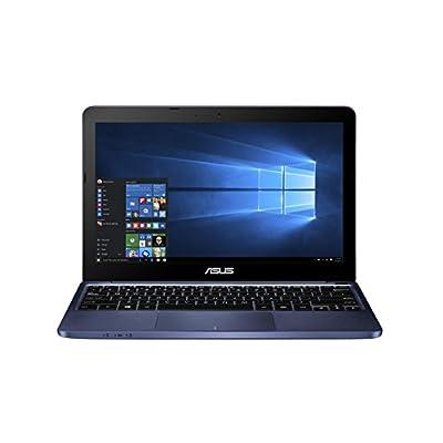 Asus EeeBook X205TA-FD0061TS 11.6-inch Laptop (Atom Z3735F/2GB/32GB/Windows 10/Intel HD Graphics Gen7), Dark Blue