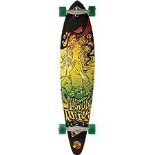 Sector 9 Fanatic Complete Skateboard, Rasta, 9.2-Inch x 40.0-Inch