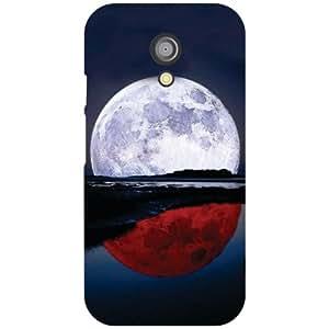 Motorola Moto G (2nd Gen) Back Cover - Sunset Designer Cases