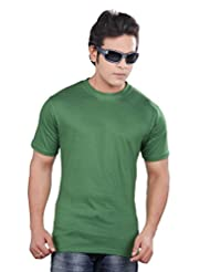 Mens Mustee Tshirt Tree Top Green(S)