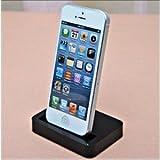 アイフォン iPhone5 ipod touch5 充電スタンド クレードル コネクタ接続