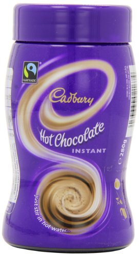 Cadbury Instant Hot Chocolate 280 g (Pack of 6)