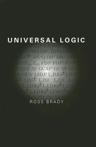 Universal Logic (Center for the Study of Language and Information Publication Lecture Notes)