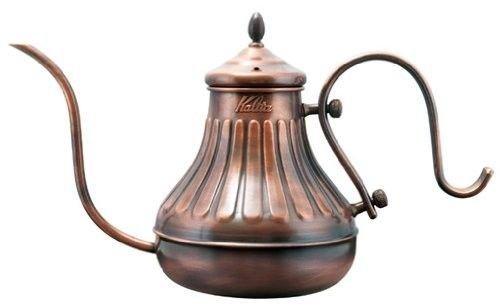 Japanese Copper Pots Kalita Copper Pot 900