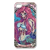 Zombie Disney Princess Little Mermaid iPhone 5 Case Hard Protective Back Case
