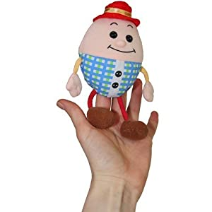 Humpty Dumpty Finger Puppet by Puppet Company