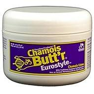 Chamois Butt'R Eurostyle Chamois Cream - 8oz Jar